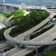 Stock Photo: Freeway system