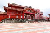 Shuri Castle — Stock Photo