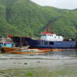 Stock Photo: fishing ship