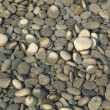 Peeble stones with water — Stock Photo