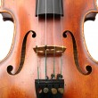 Violin close up — Stock Photo