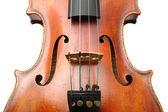 Violin close up — Stock Photo