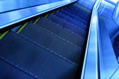 Escalator — Stockfoto