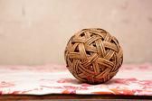 古い中国のおもちゃボール — ストック写真