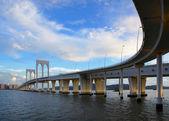 Bridge in Macau — Stock Photo