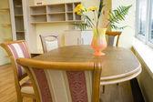 Kitchen table — Stock Photo