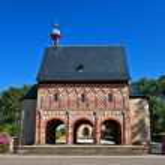 King's hall Lorsch — Stock Photo