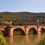 Old bridge feat. Heidelberg castle — Stock Photo #2729032