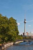Downtown Berlin — Stock Photo