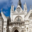 Stock Photo: Royal courts of justice
