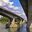Under the bridge — Stock Photo #2978321