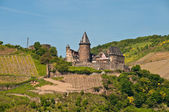 Schoenburg in rhine valley — Stock Photo