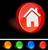 House Icon. — Stock Vector