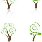 Trees. — Stock Vector #2751910