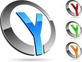Společnost symbol. — Stock vektor