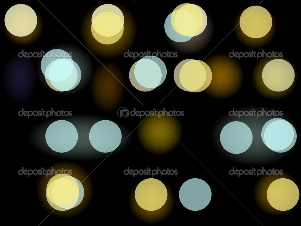 Beautiful night background. Vector illustration.  — Stock Vector #2752561