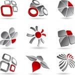 Company symbols. — Stock Vector #2819683