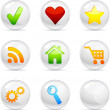 Web Icons. — Stock Vector #2819692