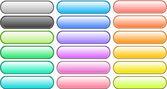 Buttons. [Vector] — Stockvector