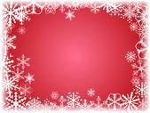 Winter background. [Vector] — Stock Vector