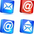 E-mail icons. — Stock Vector #2893420