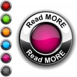 Vector de stock : Read more button.