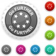 Постер, плакат: Go further award