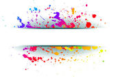 Colorful grunge background. — Stock Vector