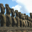 Easter island — Stock Photo #2734604