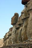 Moai — Stock Photo