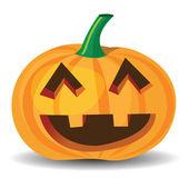 Halloween dynia — Wektor stockowy