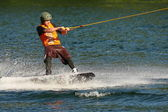 Wakeboarden — Stock Photo