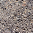 Rocks in Cement — Stock Photo