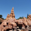 Thunder Mountain - Stock Photo