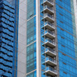 Modern Office-condo building detail - Stock Photo