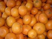 Farmers Market Tangerines — Stock Photo