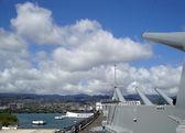 USS Missouri — Stock Photo