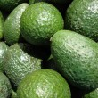 Stock Photo: Green avocados