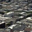 North Beach San Francisco Roof Tops — Stock Photo