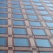 Modern Office building windows detail — Stock Photo #3418107
