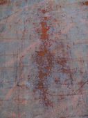 Rusted Metal with patternish lines — Foto de Stock