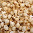 Bunch of Kettle Corn Popcorn - Stock Photo