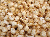 Bunch of Kettle Corn Popcorn — Stock Photo