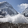 Everest Avalanche — Stock Photo #2734555