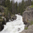 Stock Photo: Crazy Creek - Wyoming