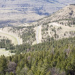 Stock Photo: Chief Joseph Scenic Highway - Wyoming