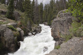Crazy Creek - Wyoming — Stock Photo