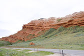 Chief Joseph Scenic Highway - Wyoming — Stock Photo