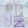 American Passport - Stock Photo
