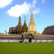 Grand Palace - Thailand - Stock Photo